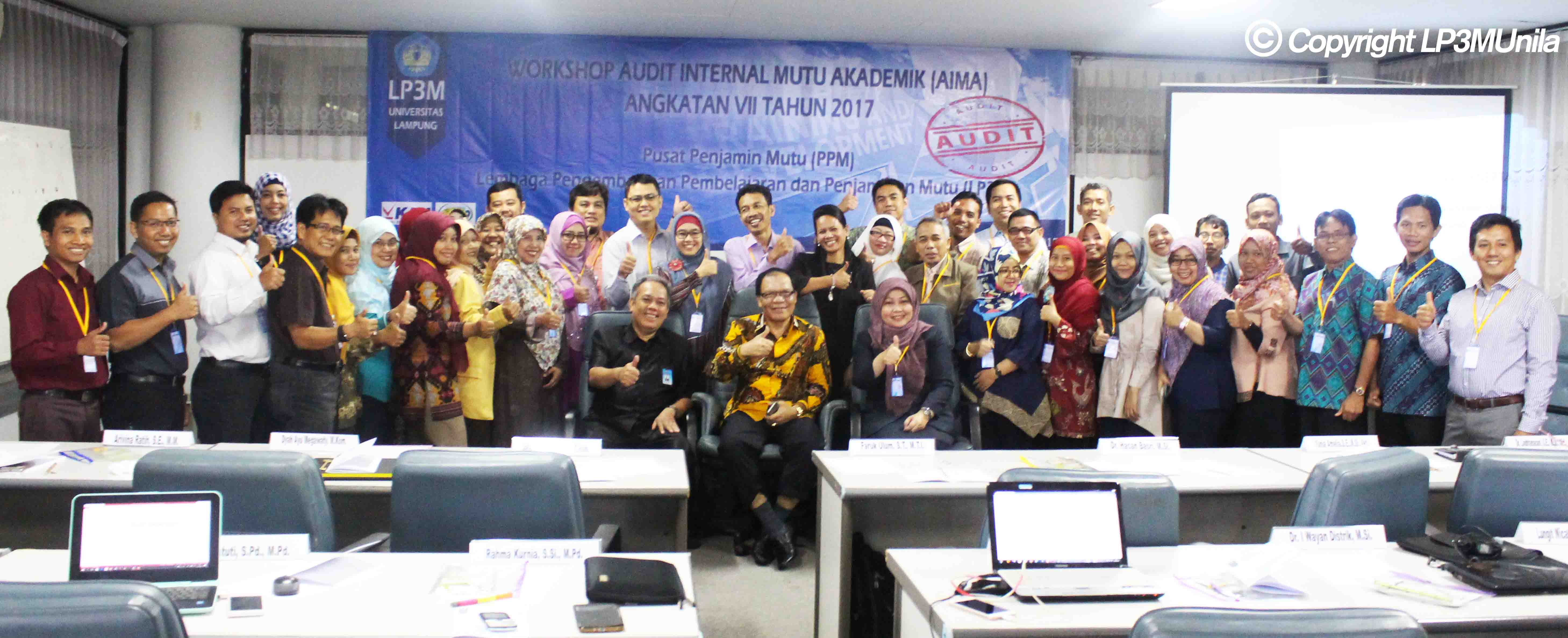 Audit Internal Mutu Akademik 2017