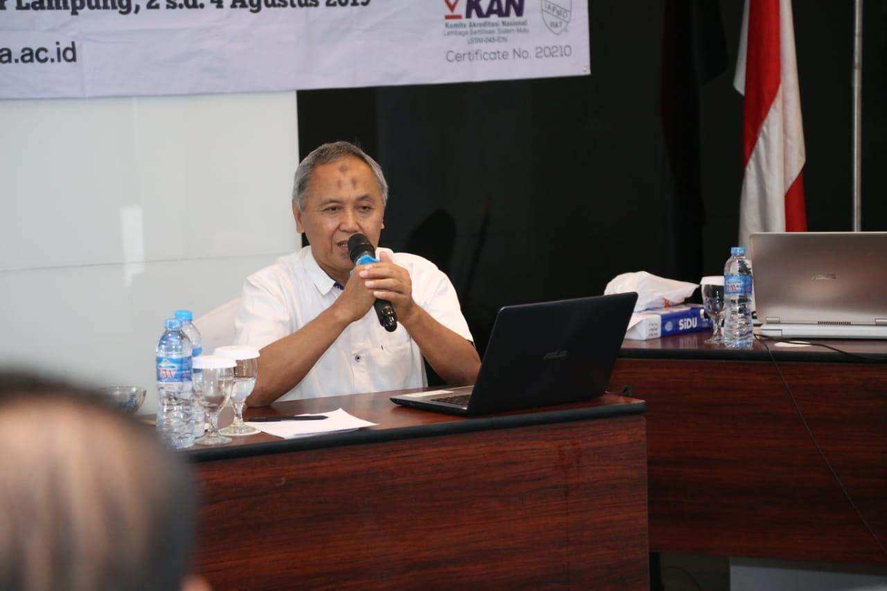 Prof. Efendy, M.Pd., Ph.D.